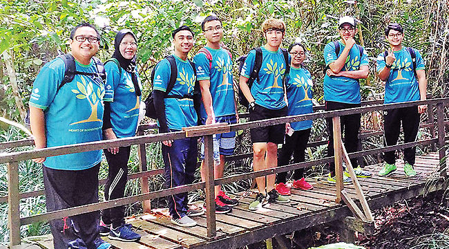 Heart of Borneo seminar for youth concludes