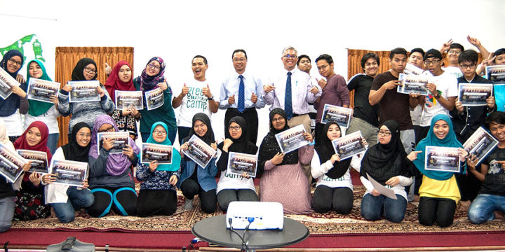Green Brunei concludes fourth leadership camp