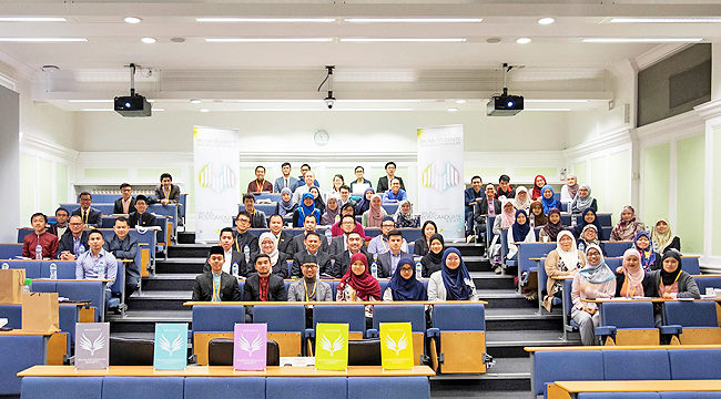 Bruneian students showcase research at 4th BSRS