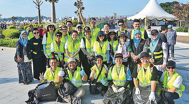 Cleanliness campaign launched for Taman Mahkota Jubli Emas
