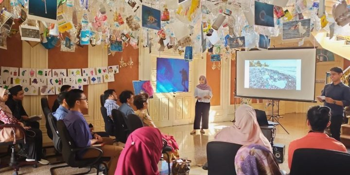 "Green Brunei organised ""Marine Pollution Awareness"" workshop at the Turkish Embassy"