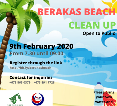 Coming Events: Beach Clean Up